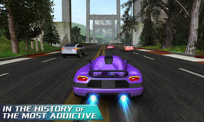 Game Racing Car City Turbor Racer Apk