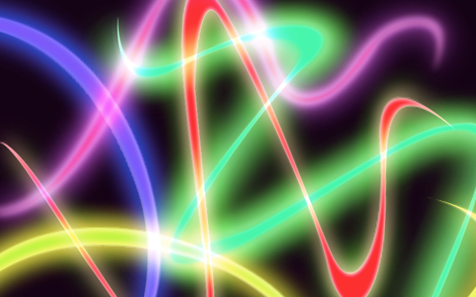 abstract neon wallpapers 4