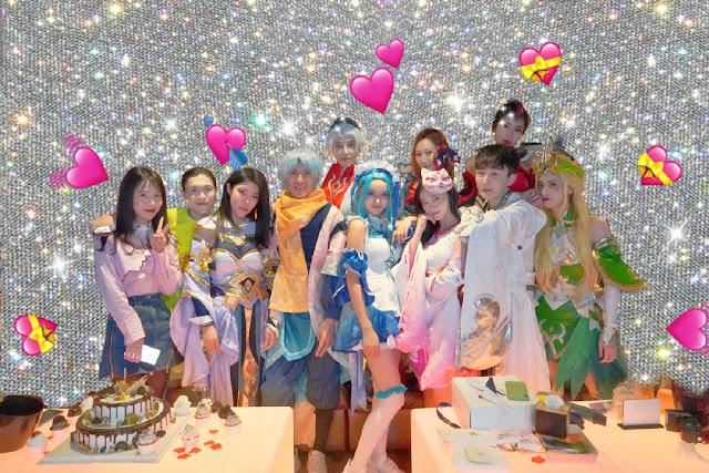jelly lin yun pinky zhou jieqiong kyulkyung meng jia