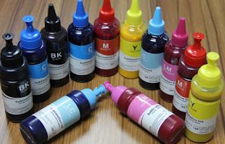 5 Jenis Tinta yang Biasa Digunakan pada Print Kain