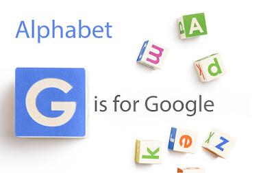 Google Resmi Menjadi Anak dari Perusahaan Alphabet