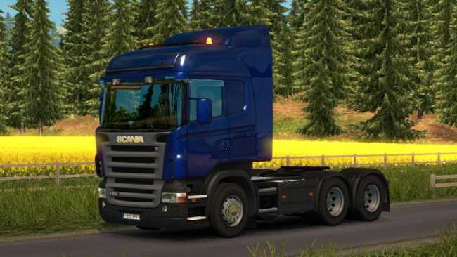 SCANIA R & STREAMLINE MODIFICATIONS V2.2.1