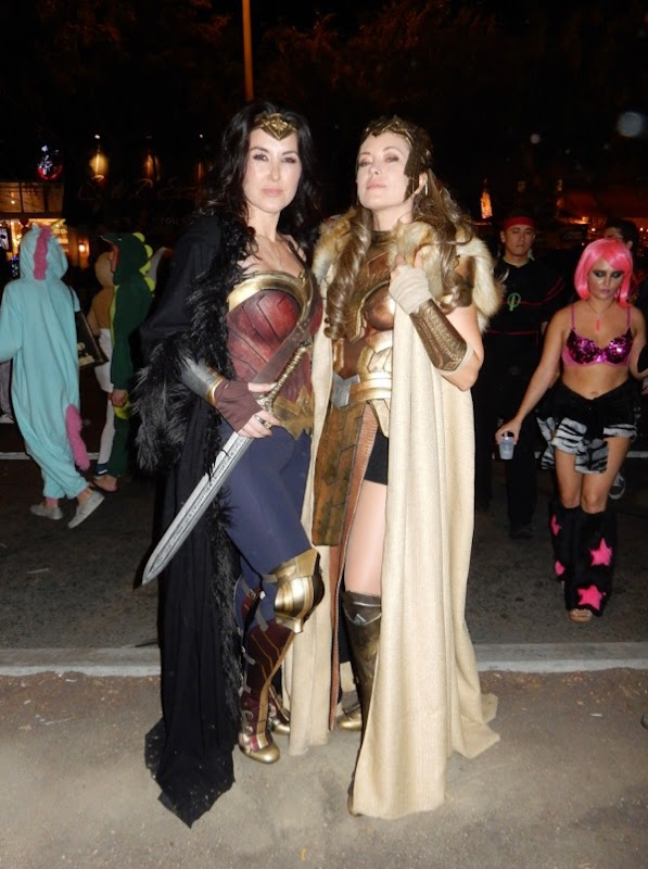 Wonder Woman Queen Hippolyta costumes weho Halloween