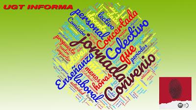 VI Convenio Colectivo Enseñanza Concertada, Enseñanza UGT Informa, Enseñanza UGT Ceuta, Blog de Enseñanza UGT Ceuta