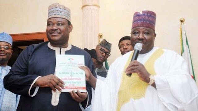Jimoh Ibrahim: An INEC official demanded $1m bribe to accept my nomination forms