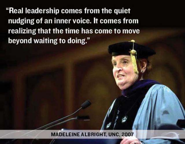 Interesting & Funny: The Most Inspiring Graduation Speeches