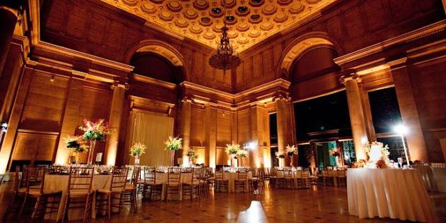 Salas no museu Asian Art Museum of San Francisco