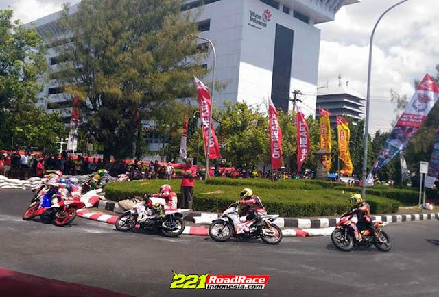 Hasil Balap HONDA DREAM CUP [HDC] 2017 seri 2 Semarang