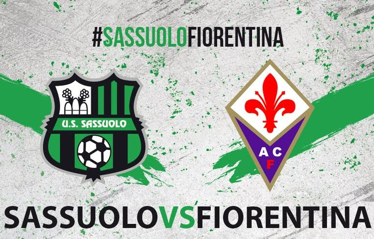 Diretta SASSUOLO FIORENTINA Streaming, dove vederla in tv e video gratis