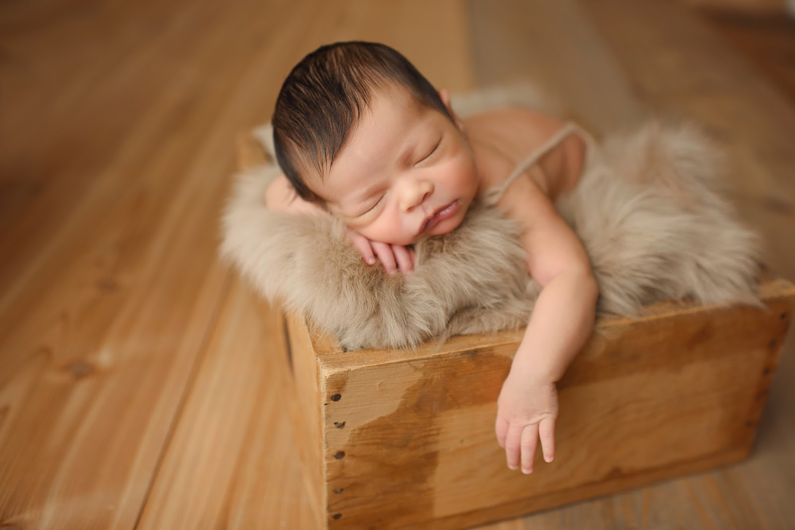 Baby Chance Austin Newborn Photography