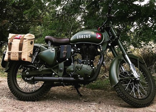 Royal Enfield 500 Calssic Pegasus