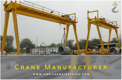 crane manufacturers
