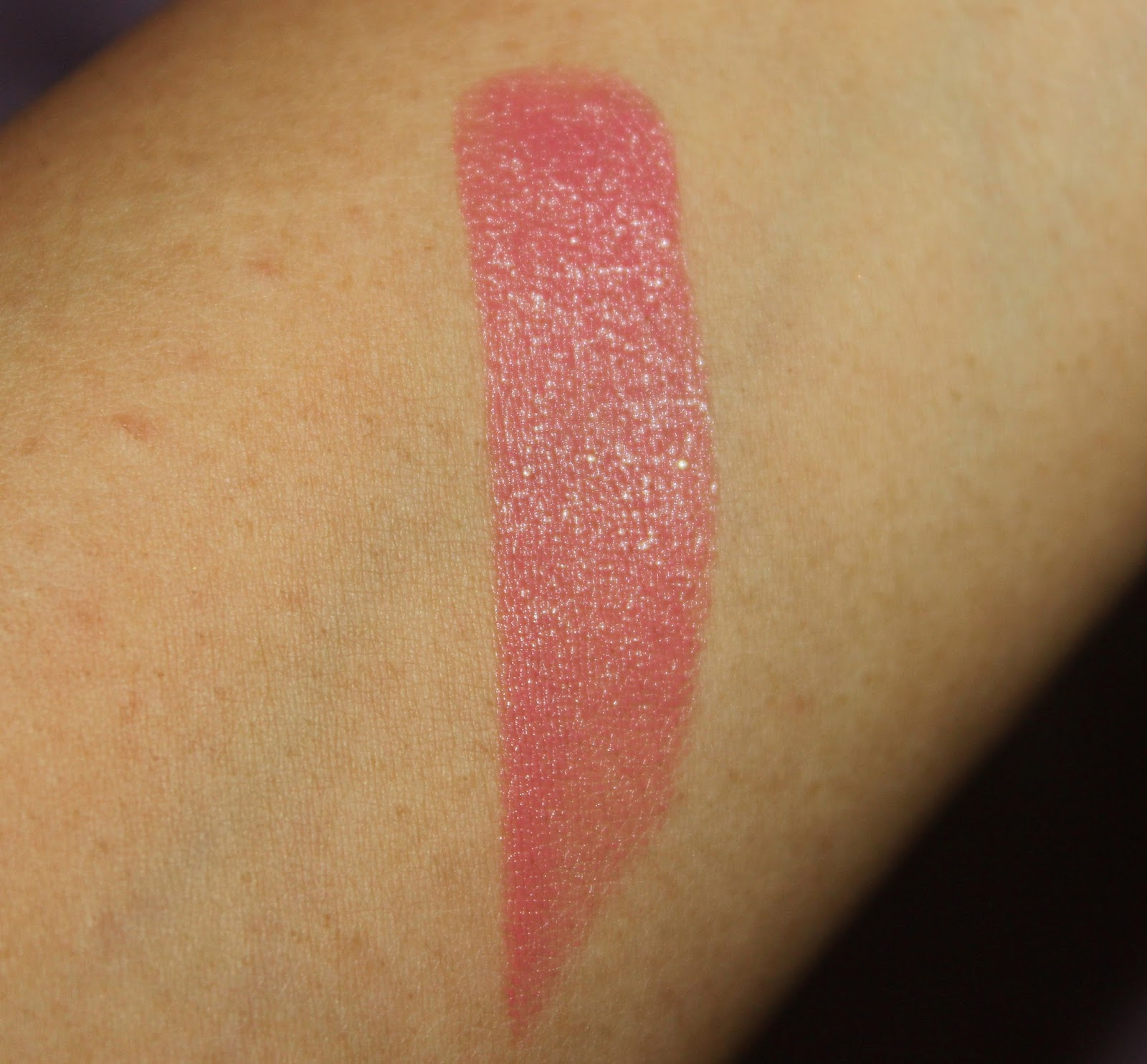 NYX Round Lipstick in Fig; Review & Swatches – Corals With ...