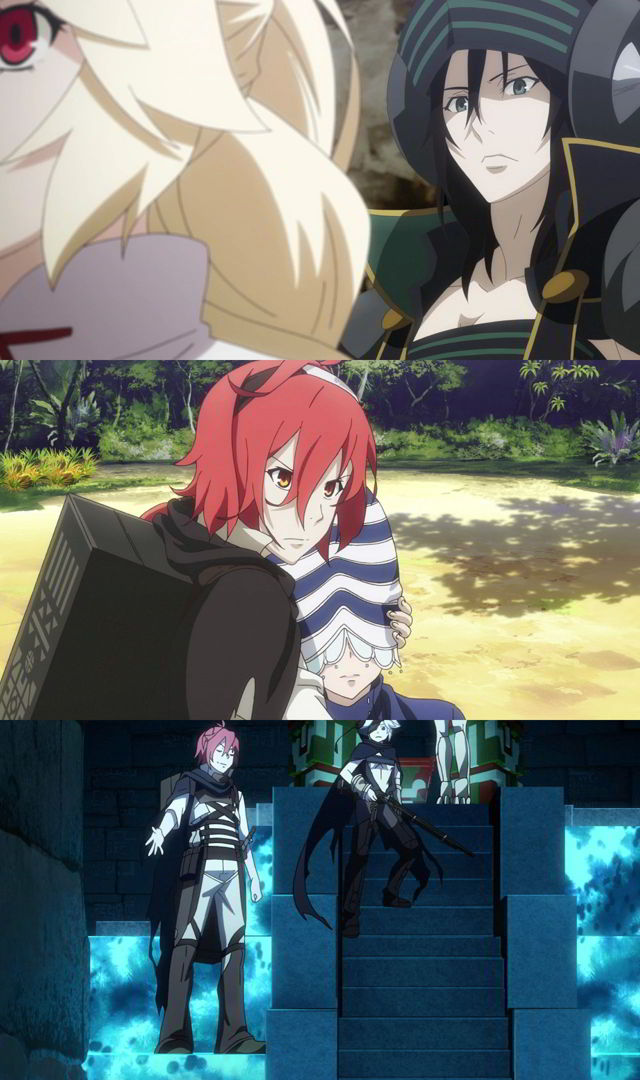 Rokka Braves of the Six Flowers Temporada 1 Completa Latino HD 720p