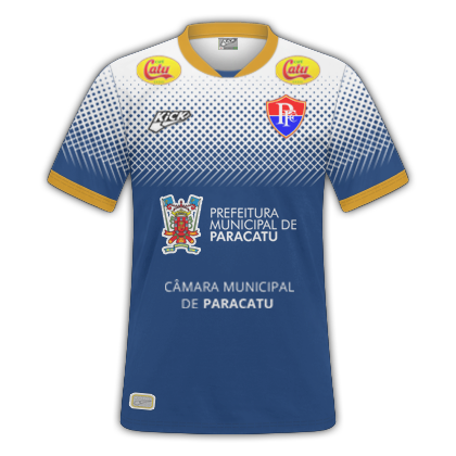 feee62abc4 GT Camisas  Camisas Paracatu 2018 - Home e Away