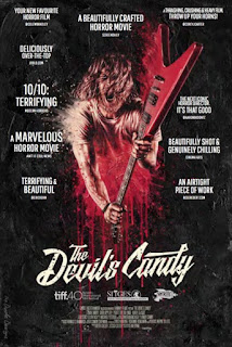The Devil's Candy Movie Poster 1
