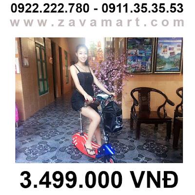 Xe điện mini Scooter chính hãng giá rẻ