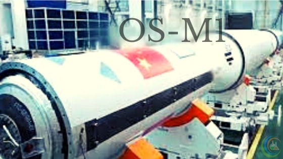 Chinese private company OneSpace fails with a first orbital launch attempt