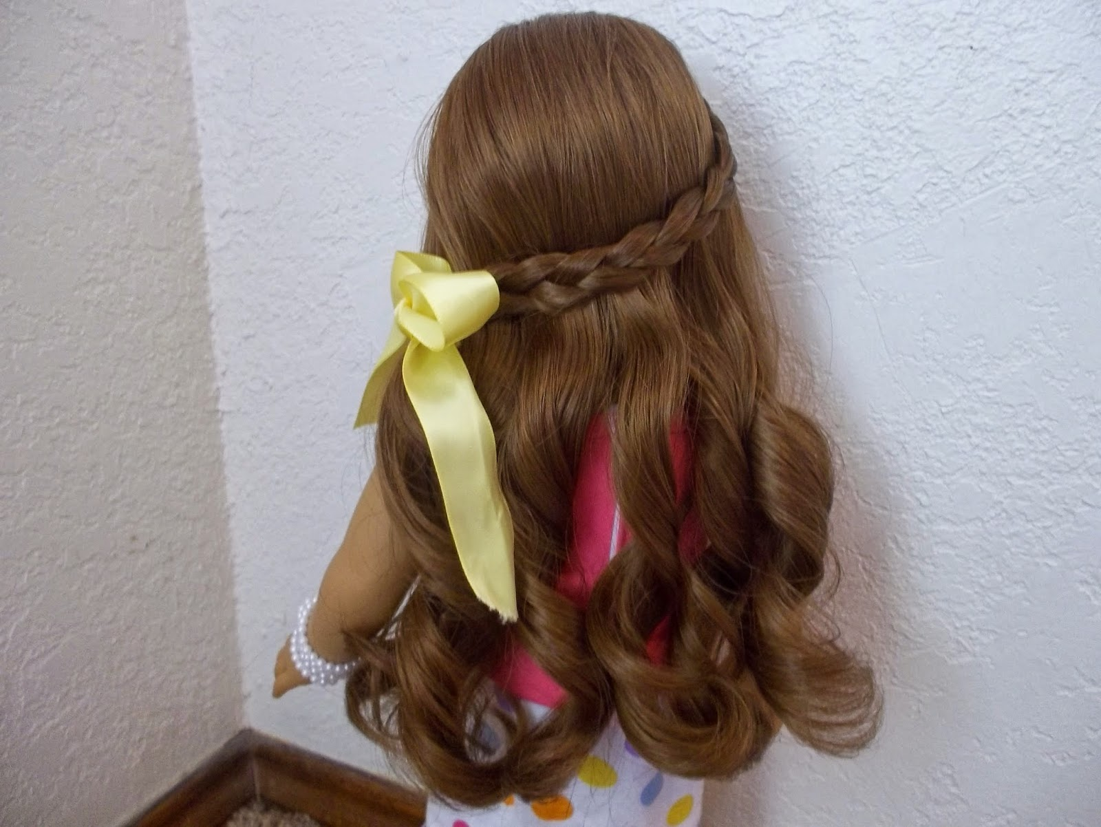Hair Styles For Spring: Cute American Girl Doll Hairstyles
