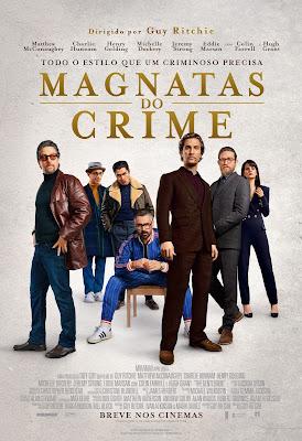 Magnatas do Crime | Sessões de pré-estreias no Brasil