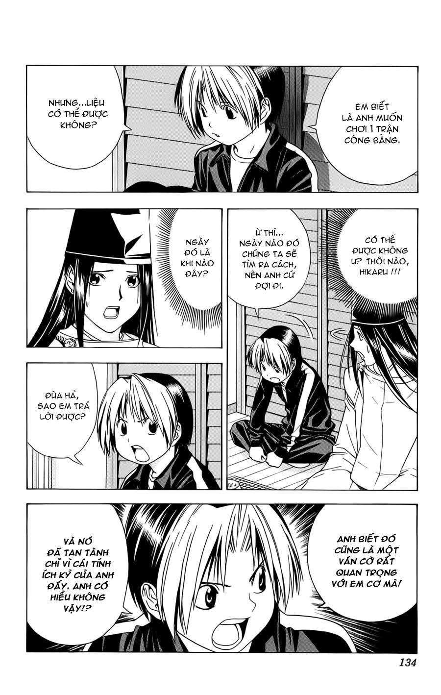 Hikaru No Go hikaru no go chap 102 trang 12