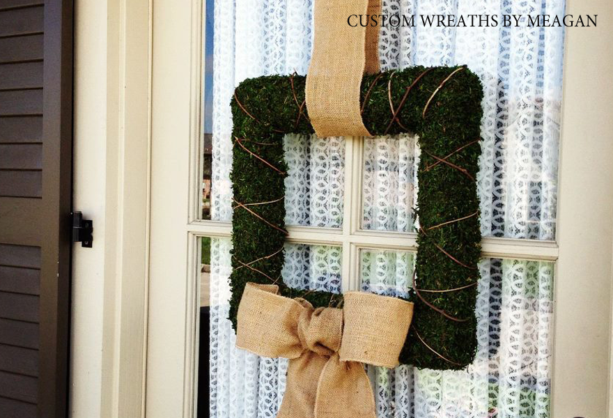 Dear Lillie Our Front Door And Wreath Giveaway