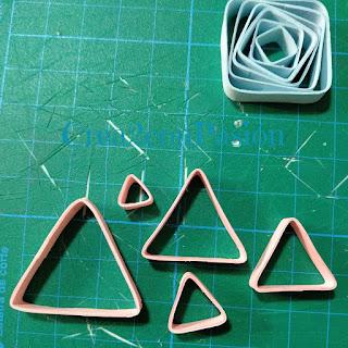 Tutorial-quilling-o-filigrana-bisutería-pendientes-de-formas-geométricas-rosa-azul-y-verde-Crea2-con-Pasión
