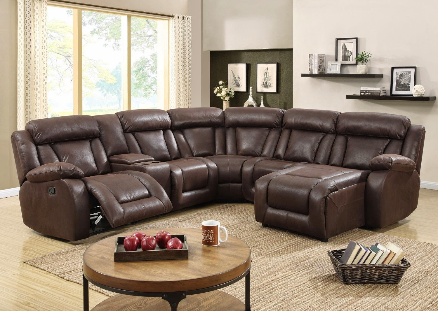 Cheap Recliner Sofas For Sale Loukas Reclining Sectional