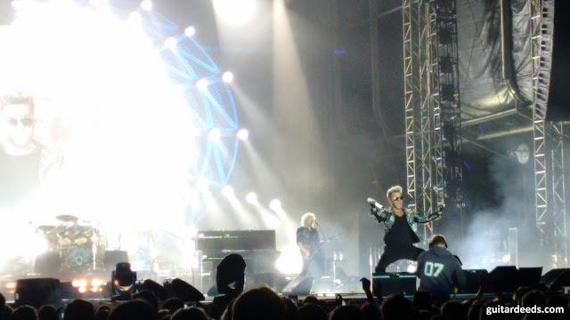 Queen + Adam Lambert Live In Linz Steel City Festival 2016