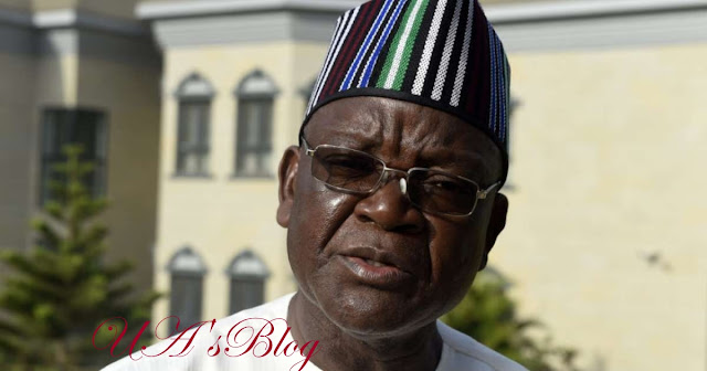 Oshiomhole Wants to Cause Crisis in Benue, Says Ortom