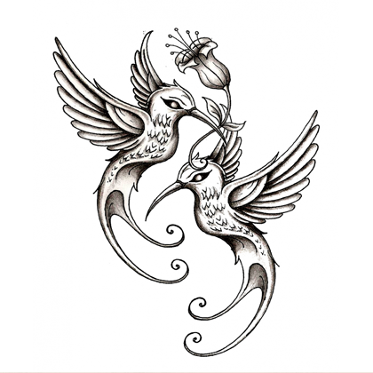 Back Tattoo Template 20 Beautiful Hibiscus Flower Polynesian Tattoo