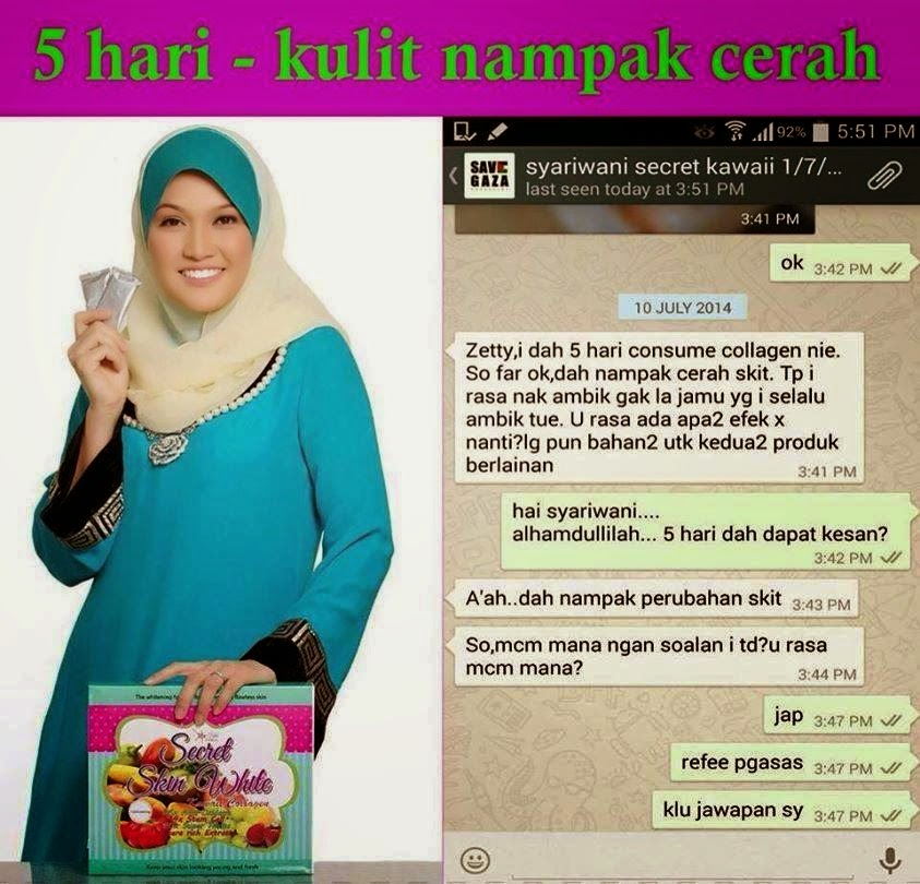 KAWAII COLLAGEN DR HARLINA