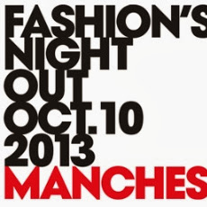Vogue #FNO is coming to MANCHESTER! 10.10.2013