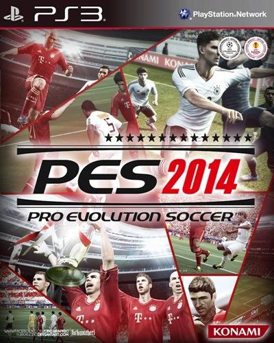 Pro Evolution Soccer 2014 PS3 Español