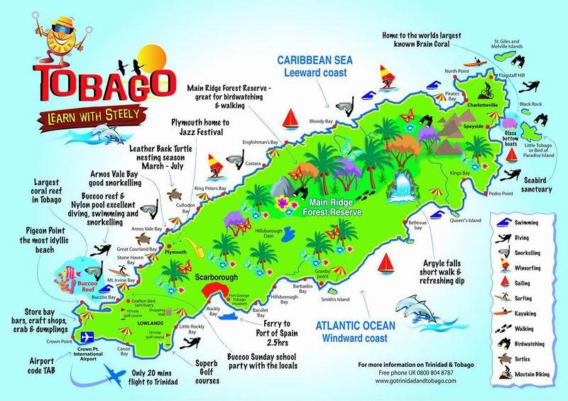 Sunset Down D Islands Trinidad | Culture travel, Port of ... |Trinidad And Tobago Culture Islands