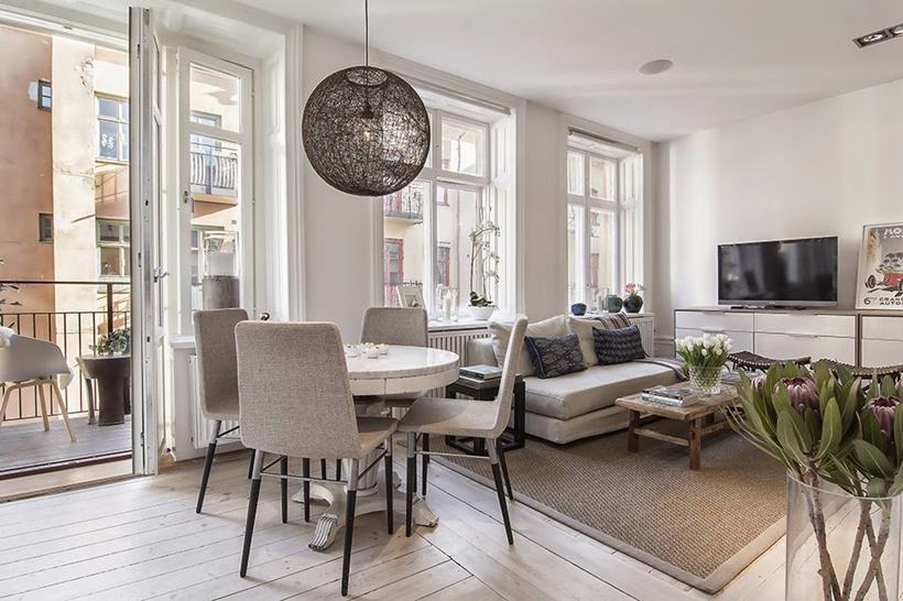 World of Architecture: Decorating Small Apartments: Life in ...