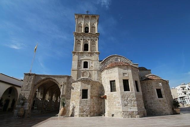 Iglesia de San Lázaro en Lárnaca