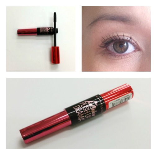 a photo of the falsies push up drama mascara