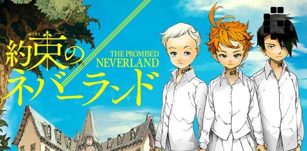 Daftar Anime Winter 2019 Terbaik - Yakusoku no Neverland