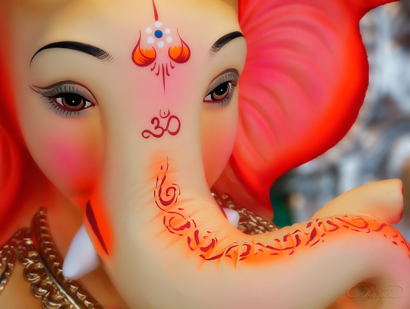 [Best] Ganpati HD Wallpaper, Desktop Wallpaper, Photos ...