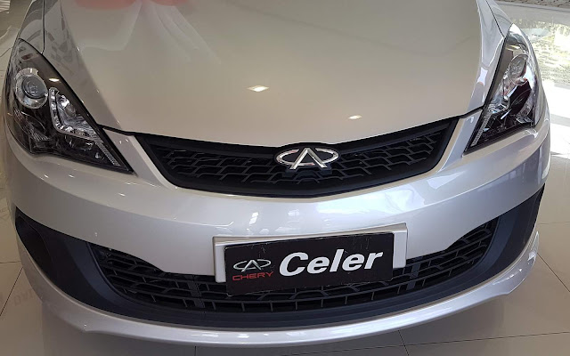 Chery Celer Sedan 2016