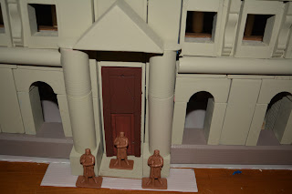 classic stone building at 1/32