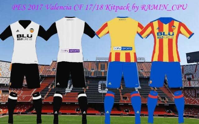 Valencia Kit PES 2017