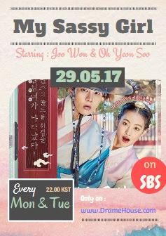 Sinopsis My Sassy Girl Korean Drama 2017