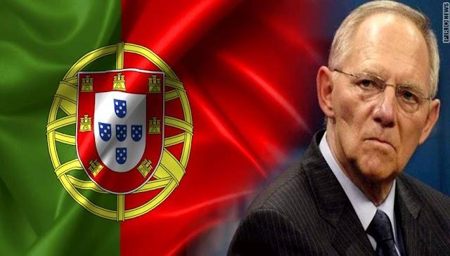 Πορτογαλία σε Σόιμπλε: «Όχι άλλο πρόγραμμα στήριξης»!