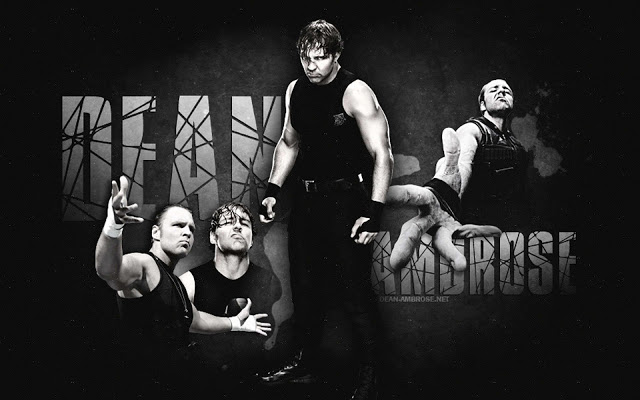 Stock Photos of Dean Ambrose
