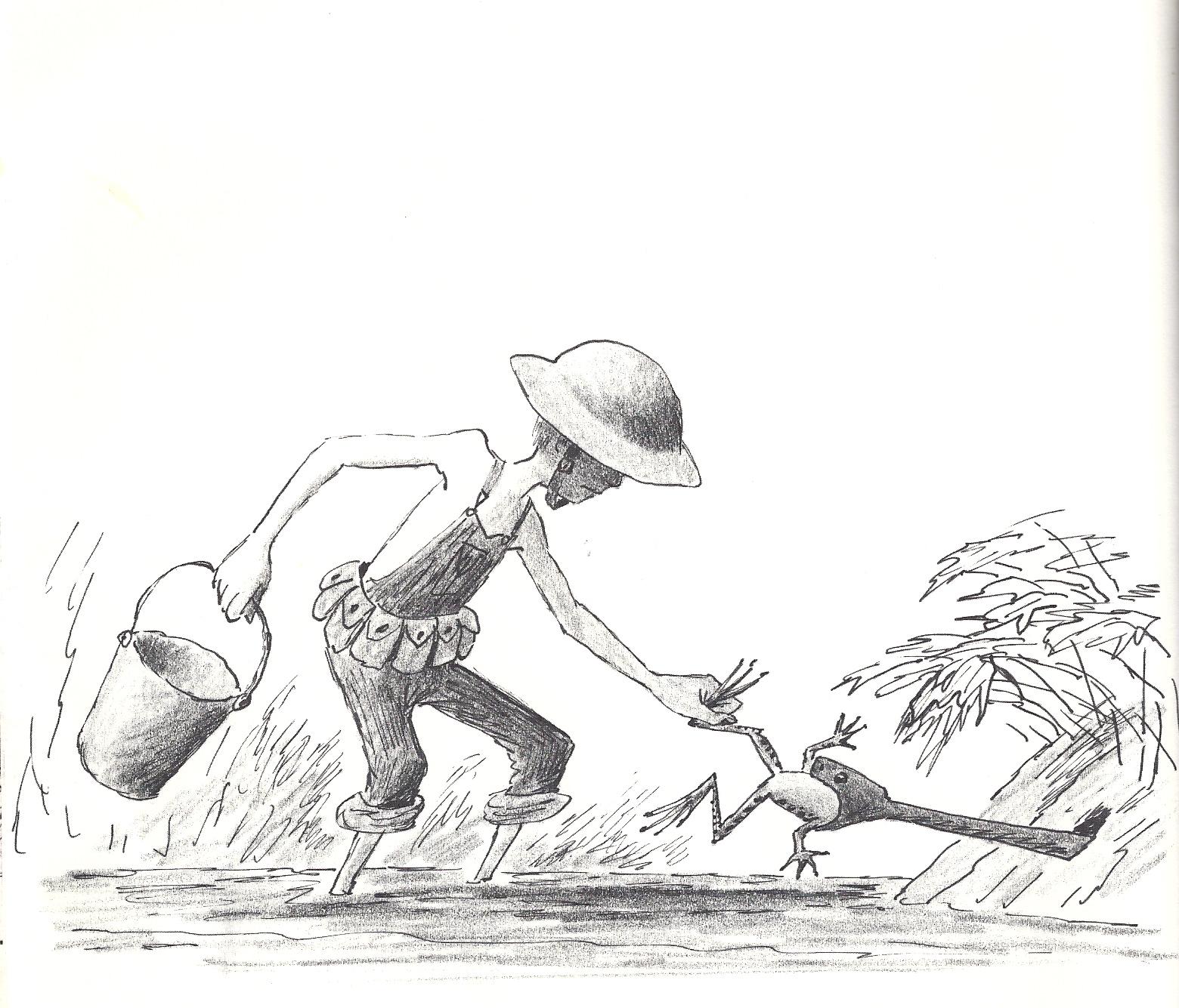 Nonnie's Blog: Bill Peet's Autobiography