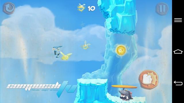 Rayman Fiesta Run Juego para Android Apk