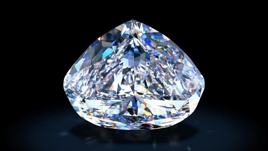 The De Beers Centenary Diamond, Once Insured for Over 100 Million Dollars in 1991