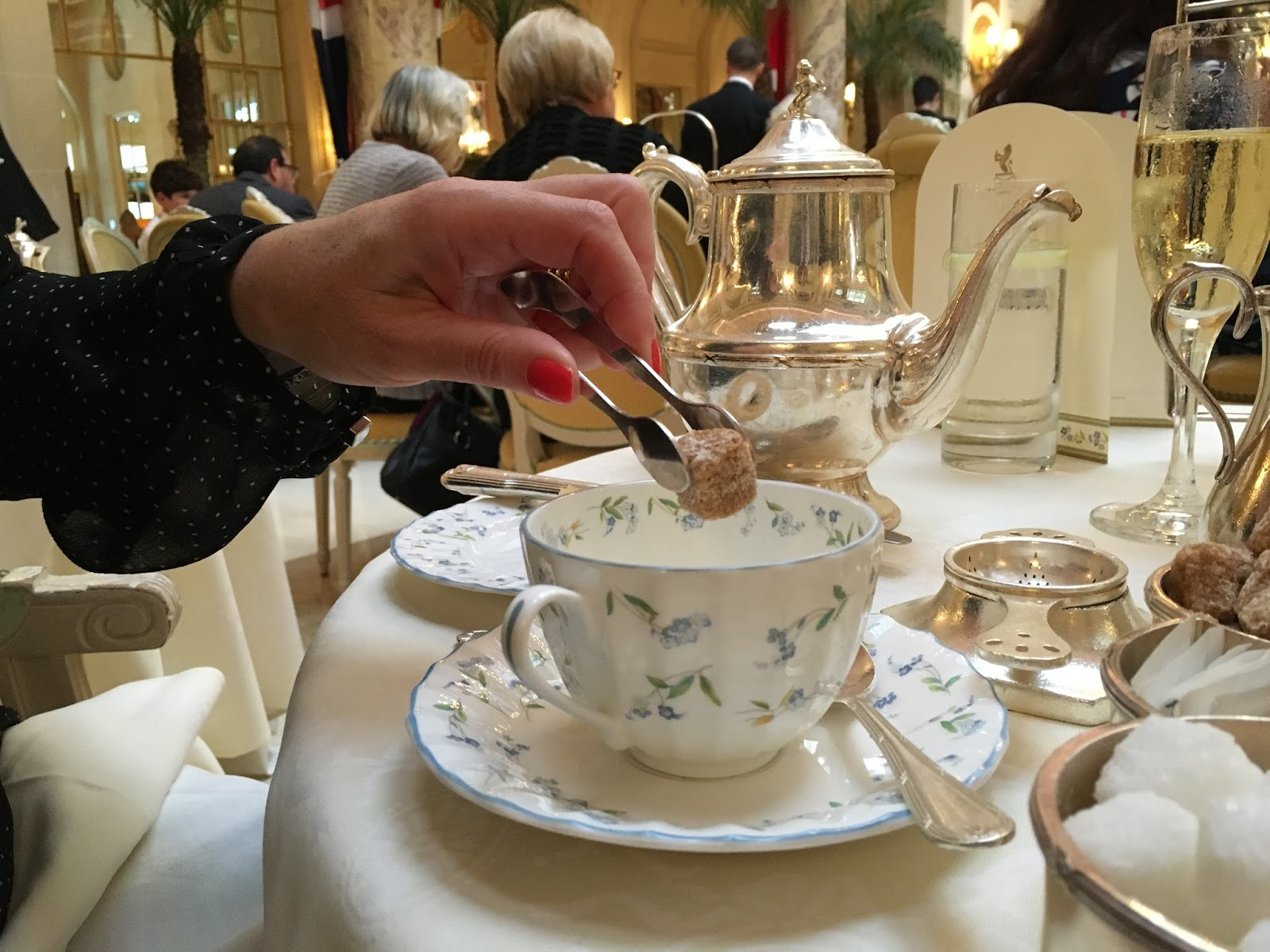 The Ritz afternoon tea London review